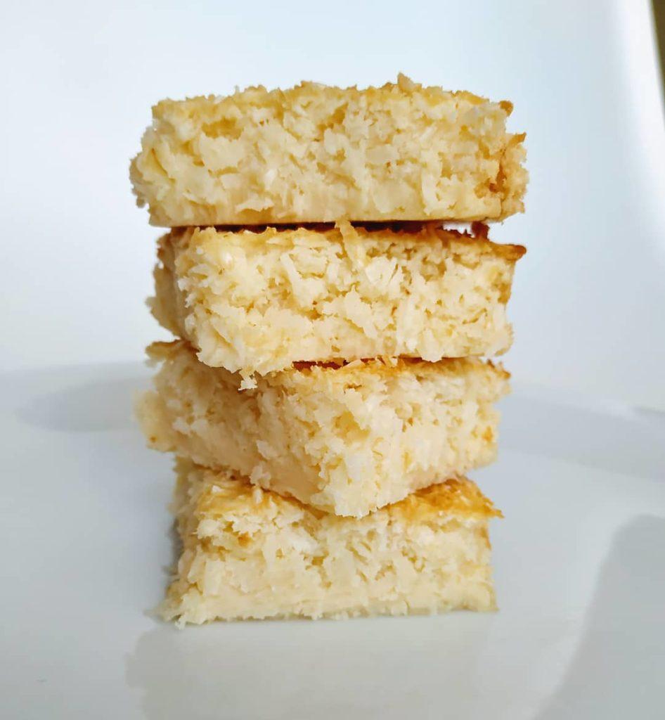 Ciasto kokosowe szybkie i łatwe