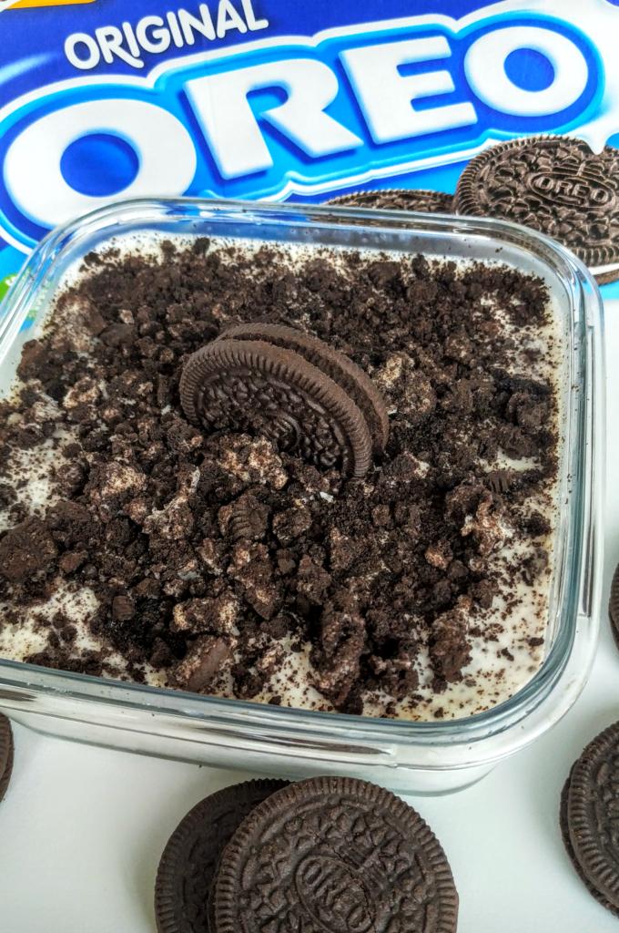 Fit Oreo ciasto jednoporcjowe