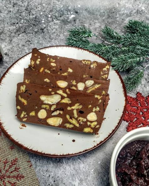 blok czekoladowy, blok czekoladowy przepis, przepis blok czekoladowy, ciasto czekoladowe